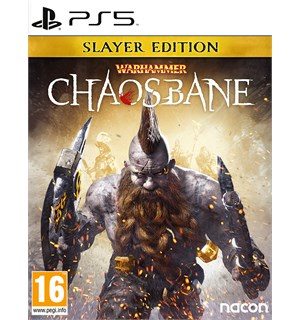 Warhammer Chaosbane Slayer Ed PS5