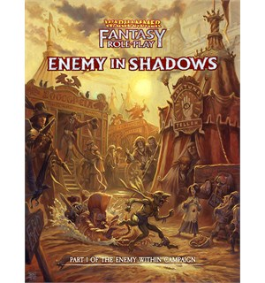 Warhammer RPG Enemy in Shadows Warhammer Fantasy - Part 1 Enemy Within
