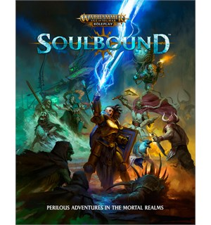 Warhammer RPG Soulbound Core Rulebook Age of Sigmar