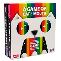A Game of Cat And Mouth Brettspill Fra skaperne av Exploding Kittens