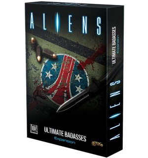 Aliens Ultimate Badasses Expansion Utvidelse Aliens Another Glorious Day