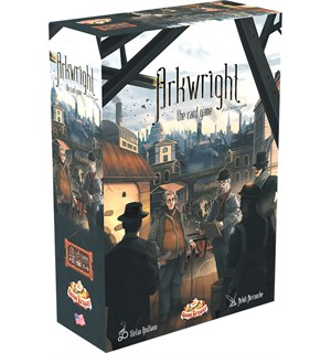 Arkwright The Card Game Brettspill
