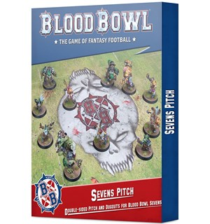 Blood Bowl Pitch Sevens