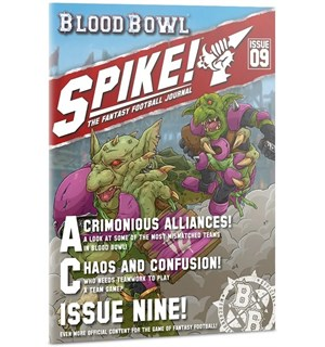 Blood Bowl Spike Issue 9
