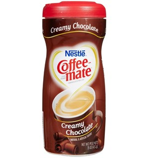 Coffee Mate Creamy Chocolate Coffee Creamer 425 gram