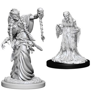D&D Figur Nolzur Green Hag & Night Hag Nolzur's Marvelous Miniatures - Umalt