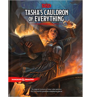 D&D Suppl. Tashas Cauldron Everything Dungeons & Dragons Supplement