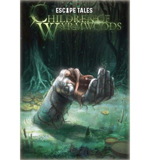 Escape Tales Children of Wyrmwoods Brettspill