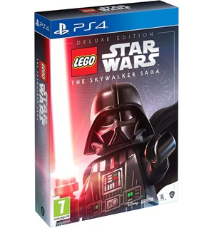 Lego Star Wars Skywalker Saga DE PS4 Deluxe Edition