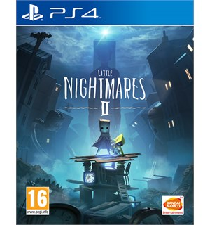 Little Nightmares 2 PS4