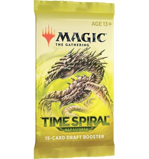Magic Time Spiral Draft Booster Time Spiral Remastered