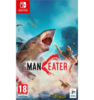 Maneater Day One Edition Switch