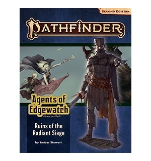 Pathfinder 2nd Ed Agents Edgewatch Vol 6 Ruins of the Radiant Siege - Adventure