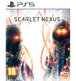 Scarlet Nexus m/ bonus PS5 Pre-order og få in-game bonuser