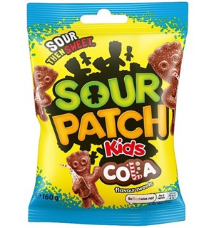 Sour Patch Kids Cola 160g