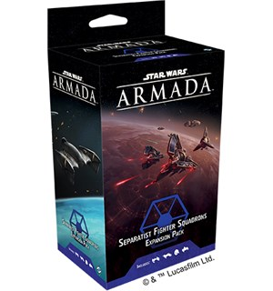 Star Wars Armada Separatist Fighter Exp Utvidelse Star Wars Armada - Squadrons