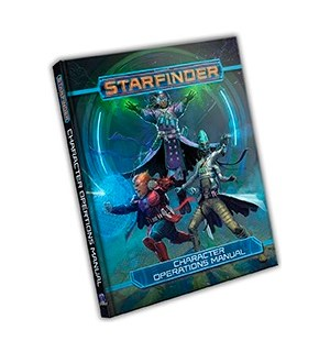 Starfinder RPG Character Operations Mana Character Operations Manual