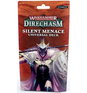 Underworlds Cards Silent Menace Deck Warhammer Underworlds