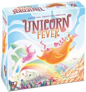 Unicorn Fever Brettspill