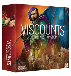 Viscounts of West Kingdom Brettspill