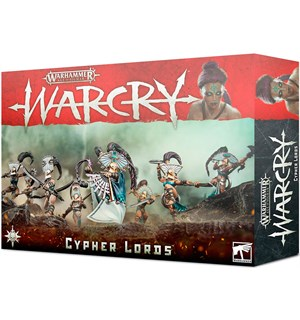 Warcry Warband Cypher Lords Warhammer Age of Sigmar