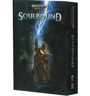 Warhammer RPG Soulbound Starter Set Age of Sigmar