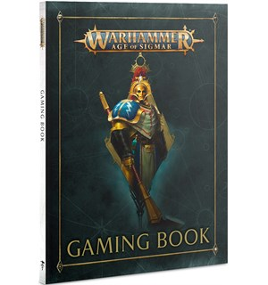 Age of Sigmar Gaming Book Warhammer Age of Sigmar