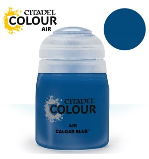 Airbrush Paint Calgar Blue 24ml Maling til Airbrush