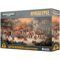 Apocalypse Detachment Adeptus Mechanicus Warhammer 40K - Vanguard