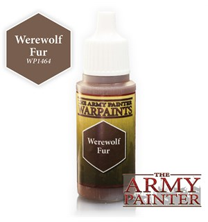 Army Painter Warpaint Werewolf Fur