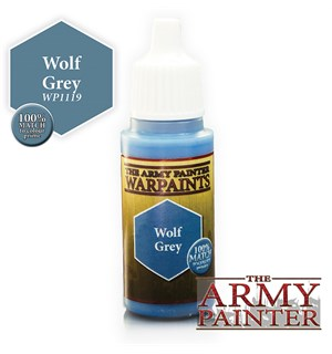 Army Painter Warpaint Wolf Grey Også kjent som D&D Ethereal Blue