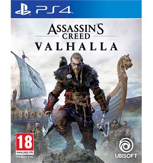 Assassins Creed Valhalla m/ bonus PS4 Pre-order og få Way of the Berserker DLC