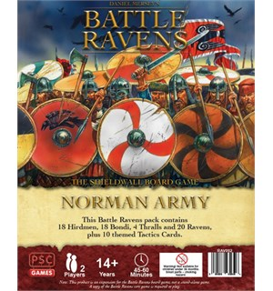 Battle Ravens Norman Army Expansion Utvidelse til Battle Ravens