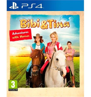 Bibi & Tina Adventures w/ Horses PS4