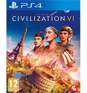 Civilization 6 PS4 Sid Meier's Civilization VI