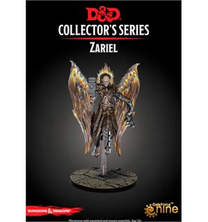 D&D Figur Coll. Series Zariel 8,5cm Dungeons & Dragons Collectors Series