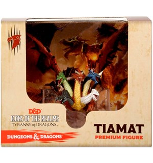 D&D Figur Icons Tiamat - 28 cm Icons of the Realm Premium Figure