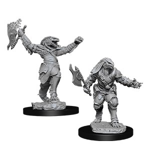 D&D Figur Nolzur Dragonborn Fighter Fema Nolzur's Marvelous Miniatures - Umalt