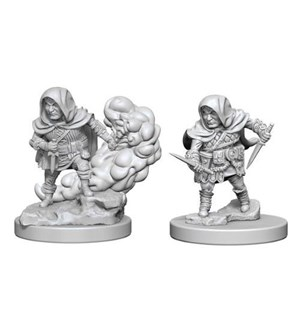 D&D Figur Nolzur Halfling Rogue Male Nolzur's Marvelous Miniatures - Umalt