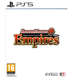 Dynasty Warriors 9 Empires PS5
