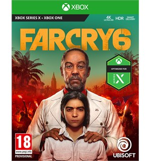 Far Cry 6 m/ bonus Xbox Pre-order og få The Libertad Pack DLC