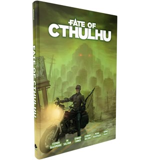 Fate of Cthulhu RPG Core Rulebook