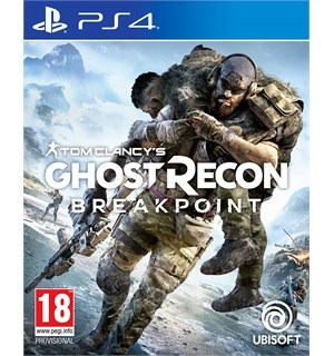 Ghost Recon Breakpoint m/ bonus PS4 Pre-order og få BETA ACCESS + bonus