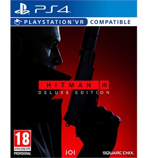 Hitman 3 Deluxe Edition PS4