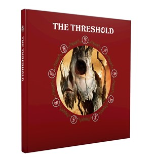 Invisible Sun RPG The Threshold Supplement til Invisible Sun RPG