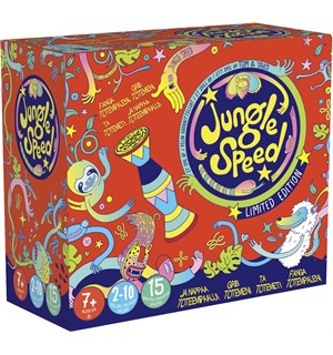 Jungle Speed Norsk 2019 Limited Edition NY 2019 utgave