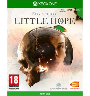 Little Hope m/ bonus Xbox One The Dark Pictures Anthology