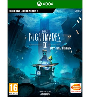 Little Nightmares 2 Day One Ed Xbox Day One Edition
