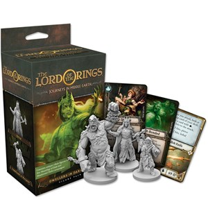 LotR Journeys Dwellers In Darkness Exp Journeys in Middle Earth Utvidelse