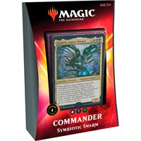 Magic Commander Deck Symbiotic Swarm Ikoria Lair of Behemoths - 100 kort